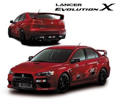 Mitsubishi Lancer Break