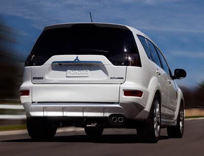 Mitsubishi Outlander 2.4