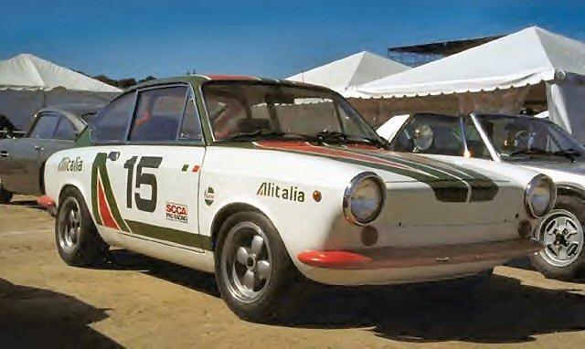 Moretti Coupe