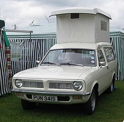Morris Marina 1,5 Diesel