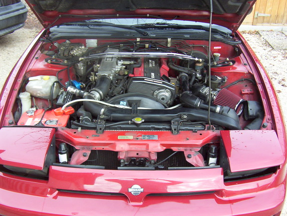 Nissan 200 SX 1.8 Turbo MT