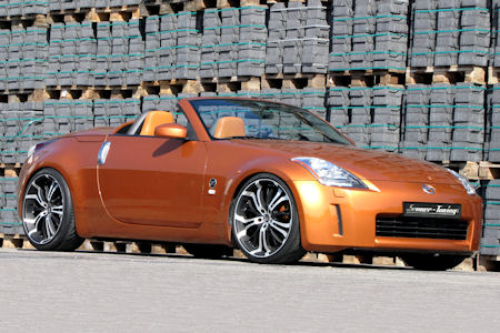 Nissan 350 Z Roadster Enthusiast