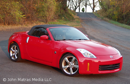 Nissan 350Z Roadster Touring