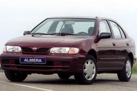 Nissan Almera 2.0 D