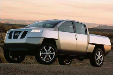 Nissan Alpha T