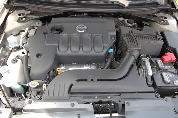 Nissan Altima 2.5 Hybrid
