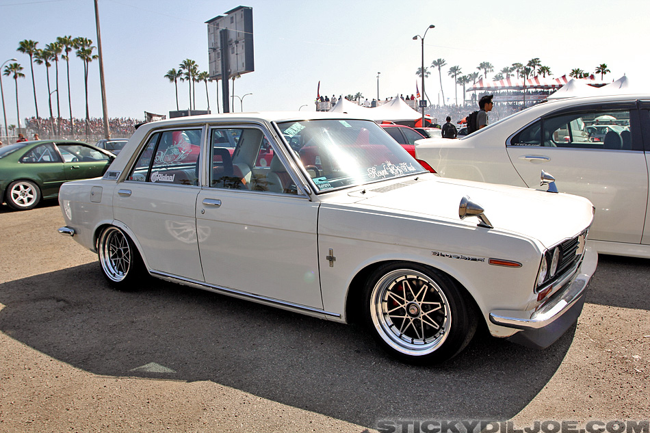 Nissan Bluebird Break