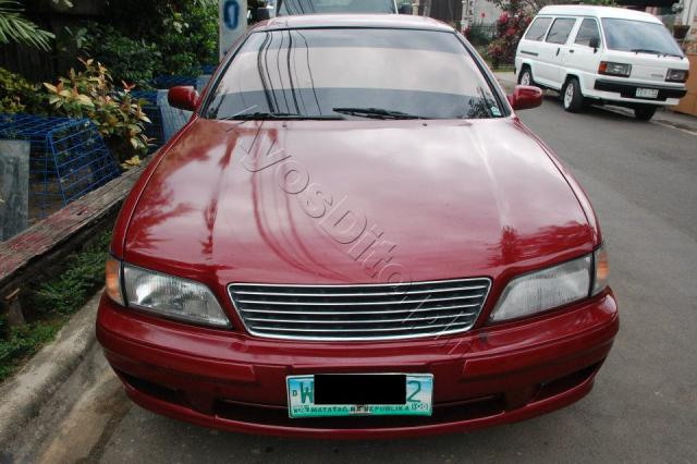 Nissan Cefiro 2.0 i V6 24V AT