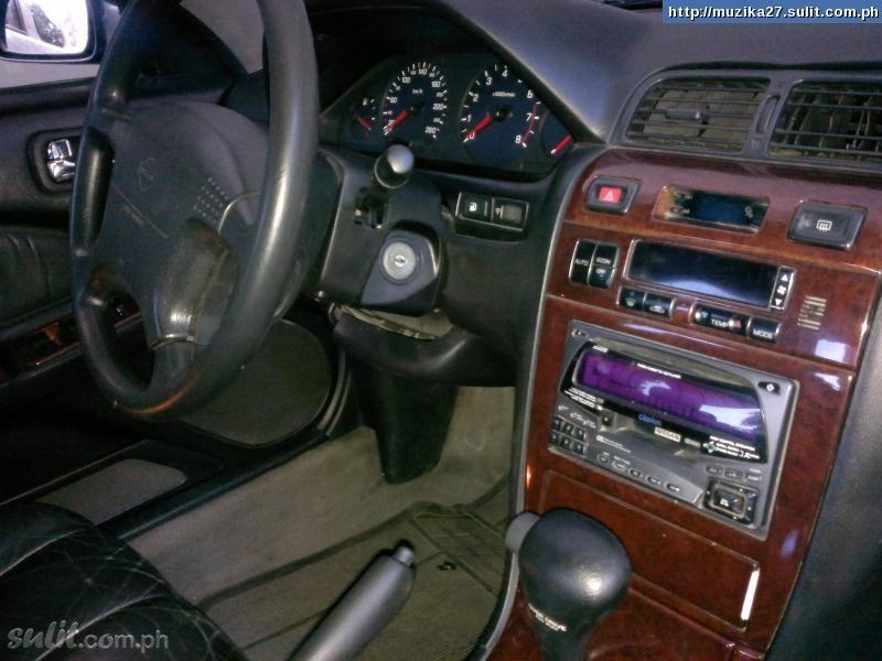 Nissan Cefiro 2.5 Di