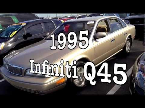 Nissan Cima 4.5 i V8 32V X Four