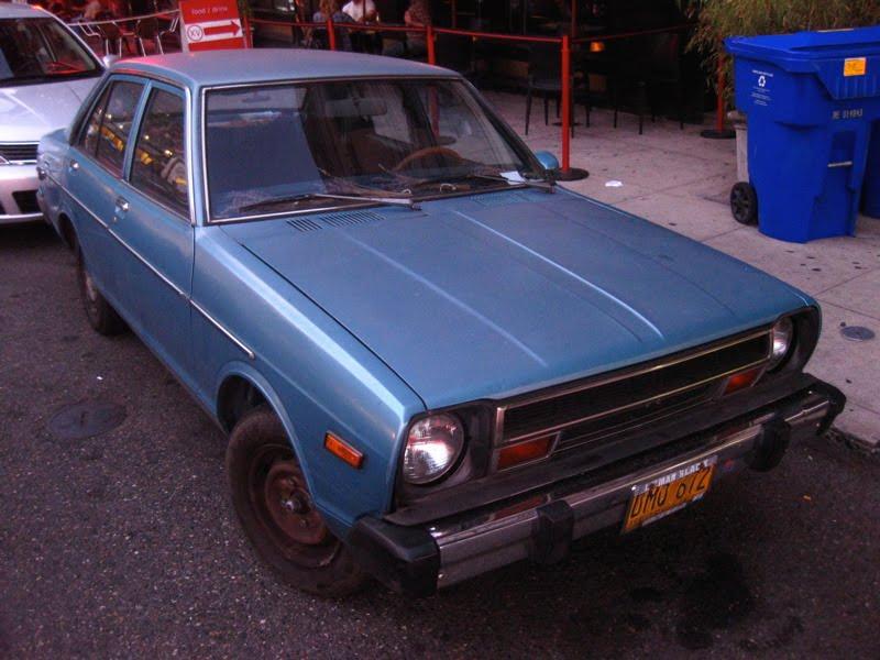 Nissan Datsun Y 1.2 (B210)
