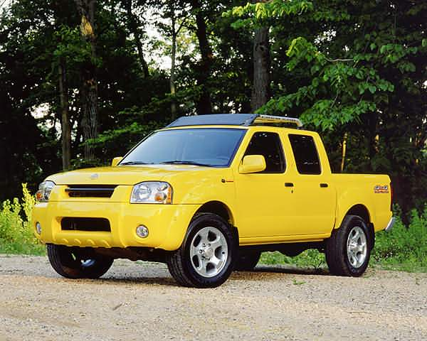 Nissan Frontier Crew Cab LE 4x4