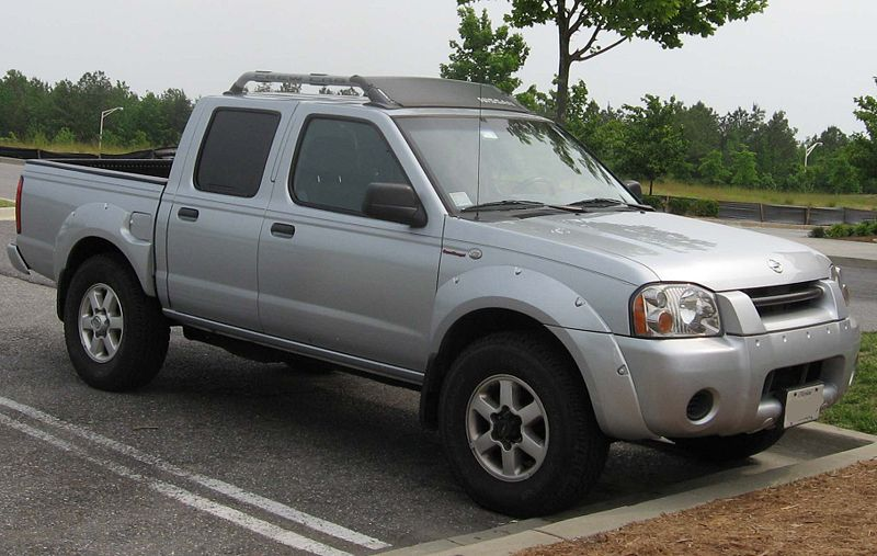 Nissan Frontier Crew Cab LE Long