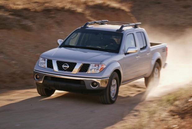 Nissan Frontier Crew Cab Nismo