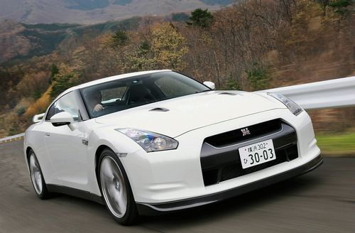 Nissan GT-R 3.8 485hp AT Black Edition