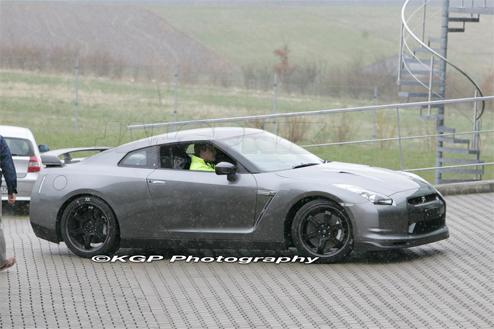 Nissan GT-R Spec V