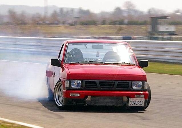 Nissan Hardbody 2000i
