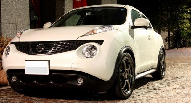 Nissan Juke 1.6 DI Turbo