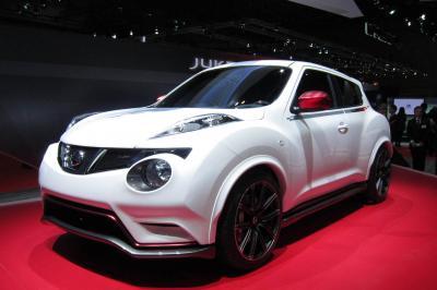 Nissan Juke 1.6 190hp 2WD MT LE