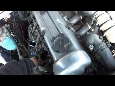 Nissan Laurel 2.8 D c33