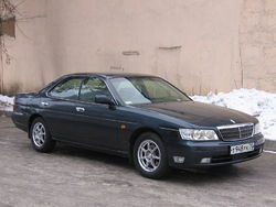 Nissan Laurel 2.8 D c34