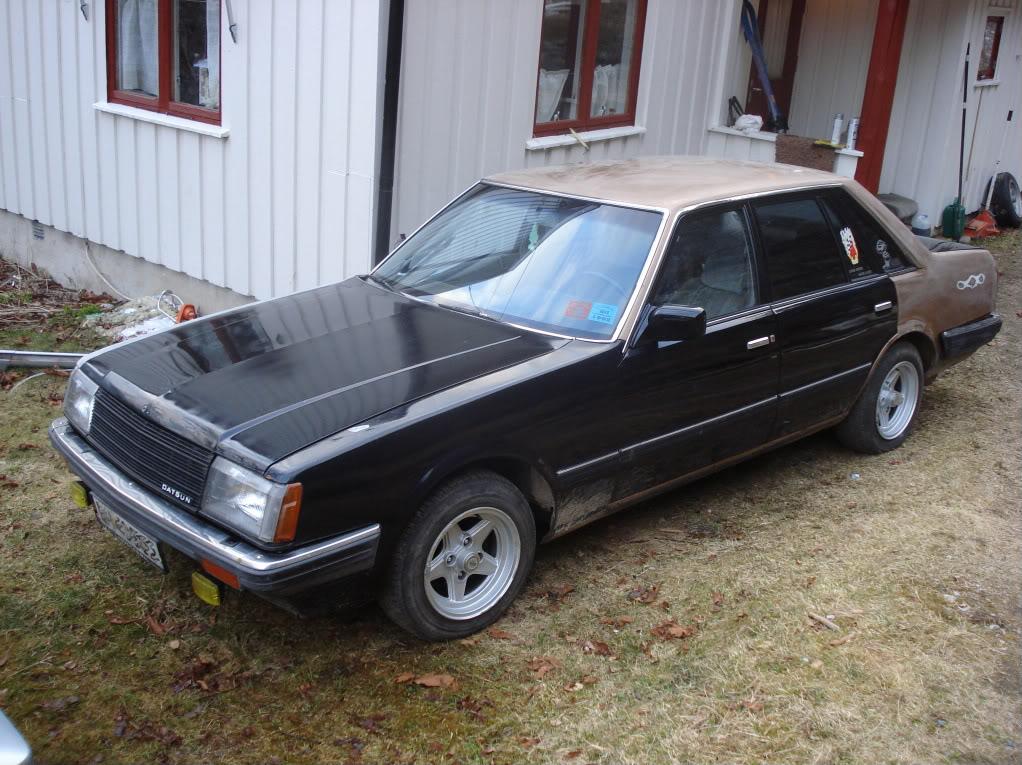 Nissan Laurel 2.8 D