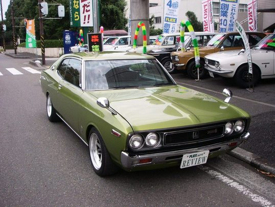 Nissan Laurel C130
