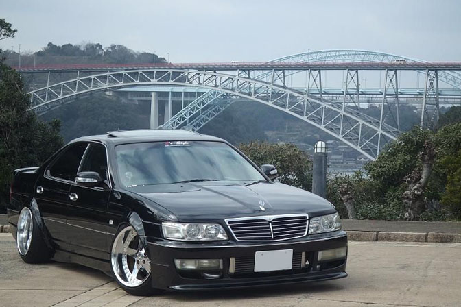 Nissan Laurel C35