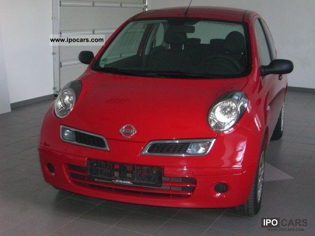 Nissan Micra 1.2 Visia