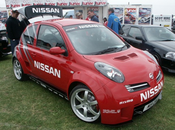 Nissan Micra 1.4