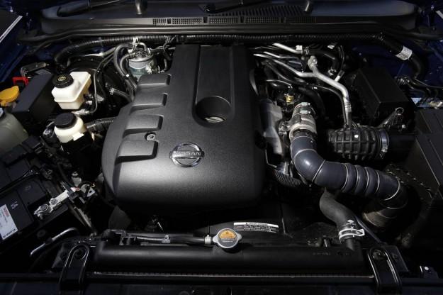 Nissan Navara 4.0 V6