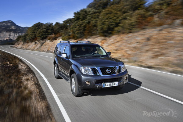 Nissan Pathfinder 2.5 dCi 190hp MT XE