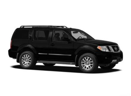 Nissan Pathfinder LE 4x4