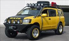 Nissan Pathfinder XE