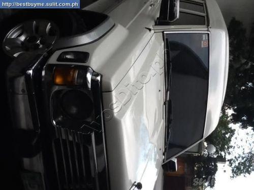 Nissan Patrol 3.2 D MT