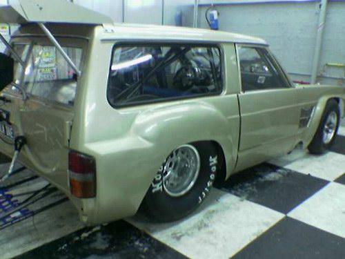 Nissan Patrol Wagon