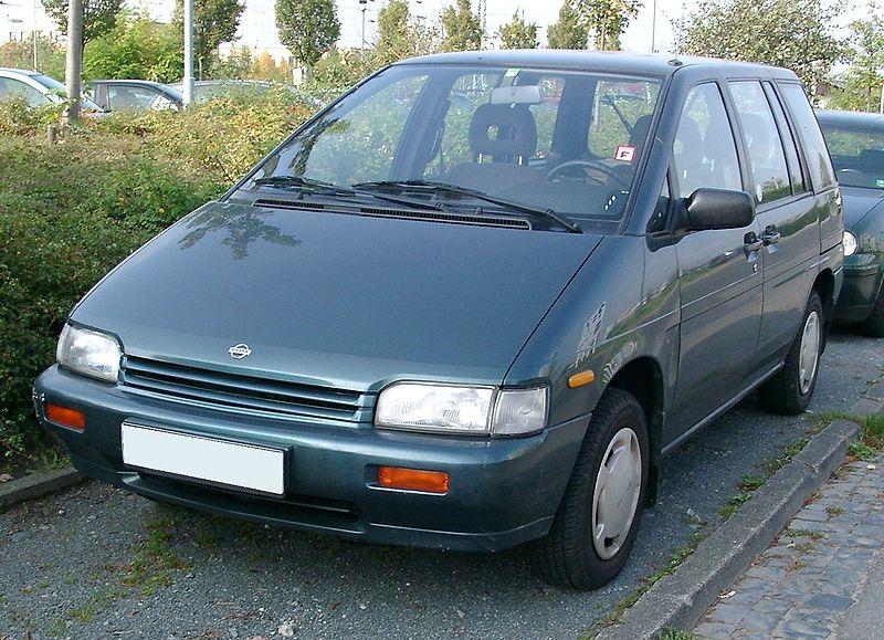 Nissan Prairie 1.8