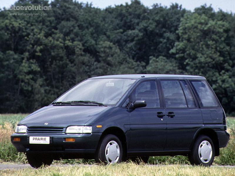Nissan Prairie 2.0