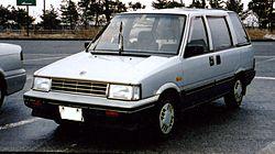 Nissan Prairie 2.0 4WD