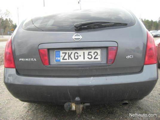 Nissan Primera 1.9 DCi Visia
