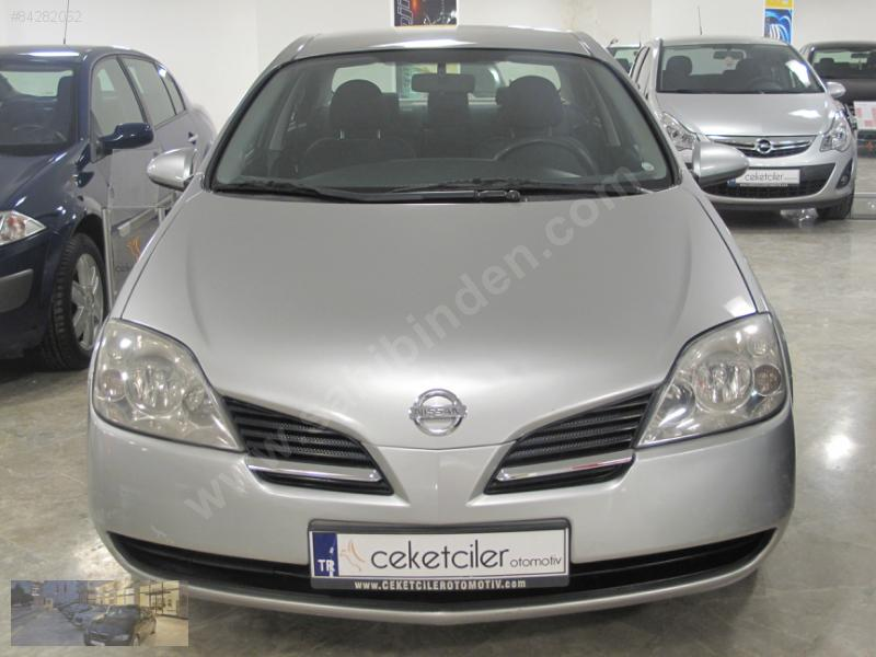 Nissan Primera 2.0 Visia