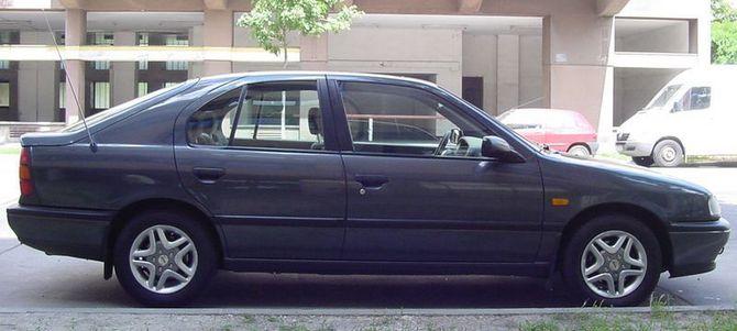 Nissan Primera 2.0 D