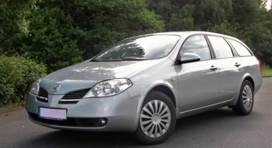 Nissan Primera Traveller 1.8 Visia