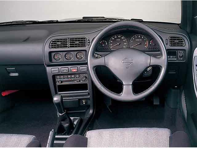 Nissan Pulsar 1.5