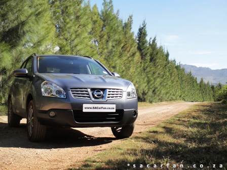 Nissan Qashqai 2 2.0