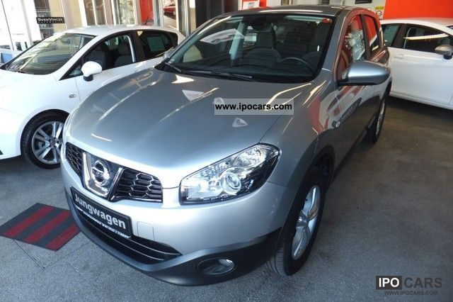 Nissan Qashqai 2.0 Acenta