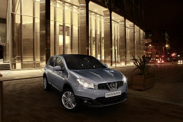 Nissan Qashqai 2.0 2WD CVT XE