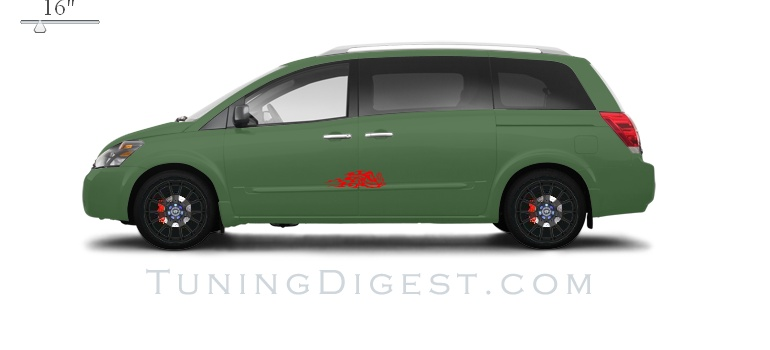 Nissan Quest 3.5 SL