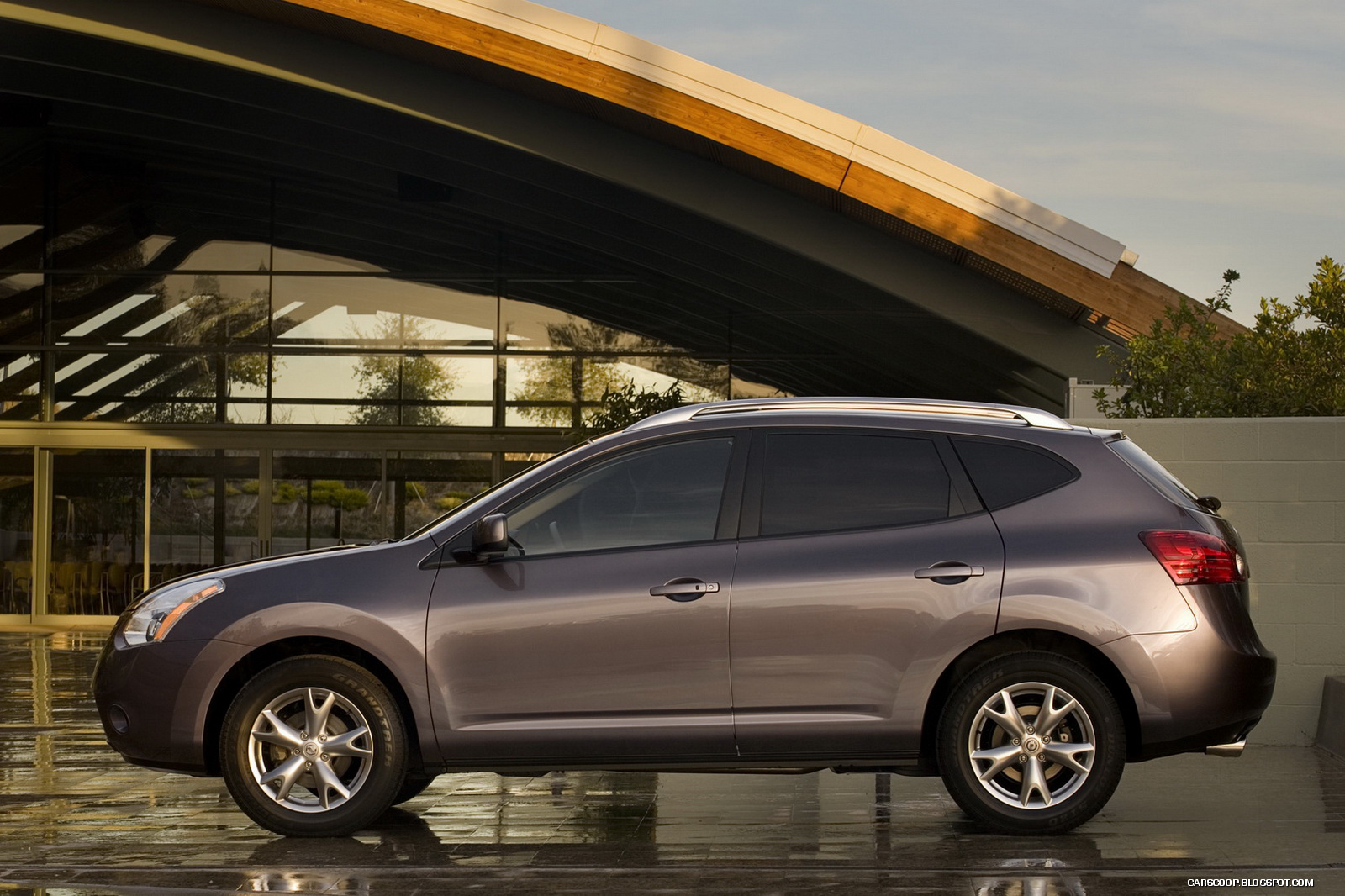 Nissan Rogue S AWD