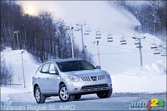Nissan Rogue SL 4WD